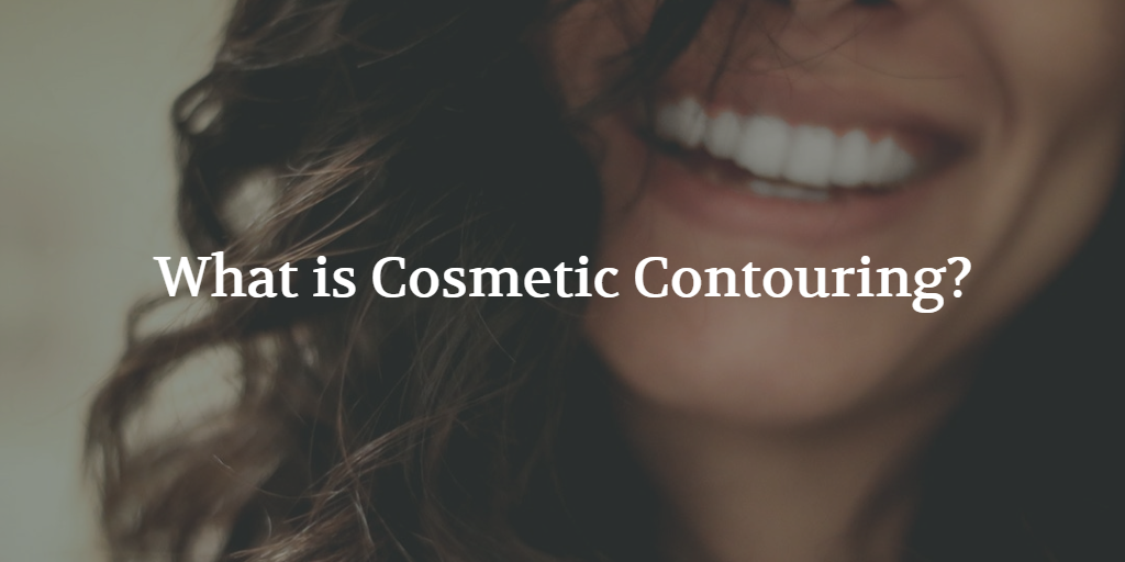 what is cosmetic contouring?