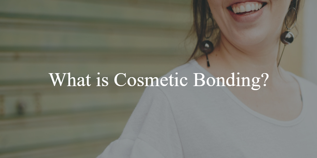 what is cosmetic bonding
